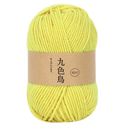 Xinger acryl lijn haak medium dik kussen haak schoenen lijn wol voor met de hand breien warme trui sofa kussen sjaal, c