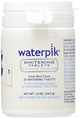 Waterpik WT-30EU Whitening Professional Water Flosser Tabletten-Nachfüllpackung für die Munddusche zur Zahnaufhellung