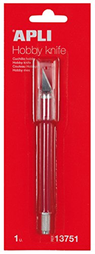 APLI 13751 - Cuchillo hobby de precisión