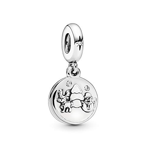 Pandora Jewelry Perfect Christmas Cubic Zirconia Charm in Sterling Silver