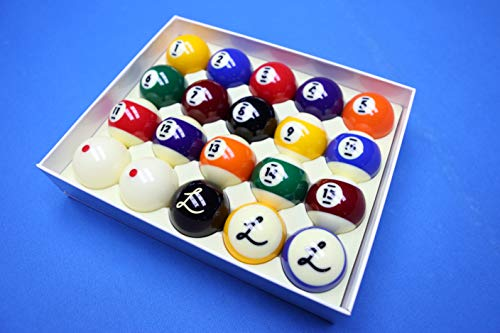 Diamond Billiards Cyclop Pool Balls (Ladon)