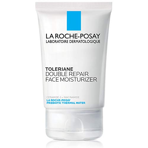 La Roche-Posay Toleriane Double Repair Face Moisturizer, Oil-Free Face Cream with Niacinamide