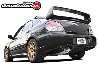 Greddy Revolution RS Exhaust System for 2002-07 Subaru WRX STI GDB