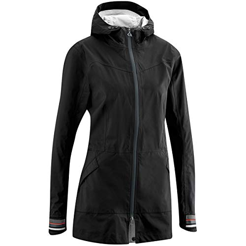Gonso Damen Job Jacket Regenjacke schwarz 34