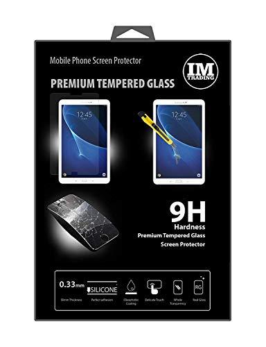ENERGMiX Schutzglas kompatibel mit Samsung Galaxy Tab A 2016 10.1 Zoll (SM-T580 / SM-T585) Premium Tempered Glas Panzerdisplayglas Folie Schutzfolie