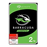 Seagate Barracuda, Hard Drive Internal HDD 2TB, 3,5