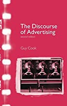 The Discourse of Advertising (Interface) by Guy Cook (2001-07-19)
