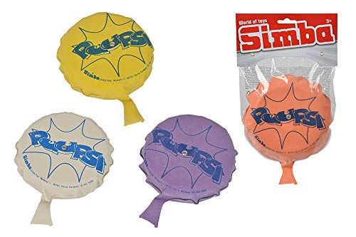 Simba 108429988 - Puupsi Kissen, 4-sortiert