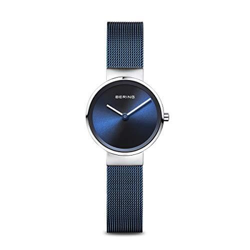 BERING Unisex-Armbanduhr Analog Quarz Edelstahl 14531-307