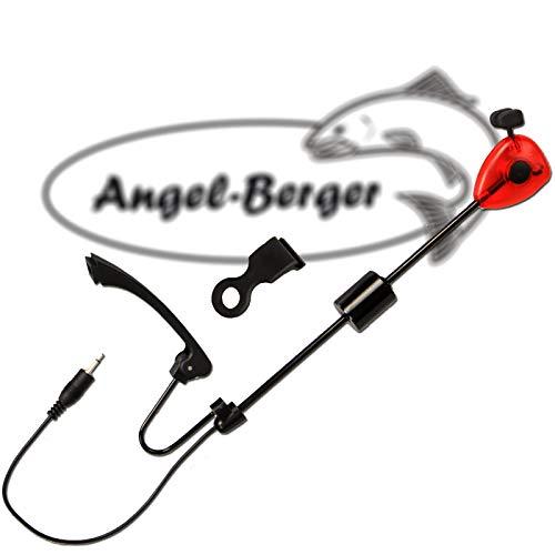 Angel-Berger Swing Indicator Pendel Bissanzeiger (Rot)