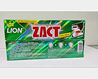 Loin Japan No. 1 Zact Stain Fighter Toothpaste Super Mint, 150g
