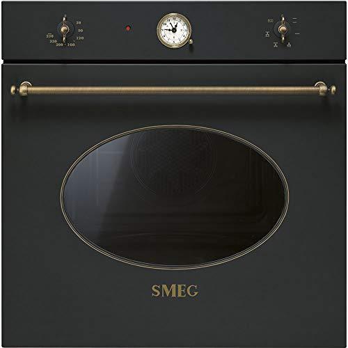 SMEG Backofen Einbau-Backofen aus Edelstahl SF800AO
