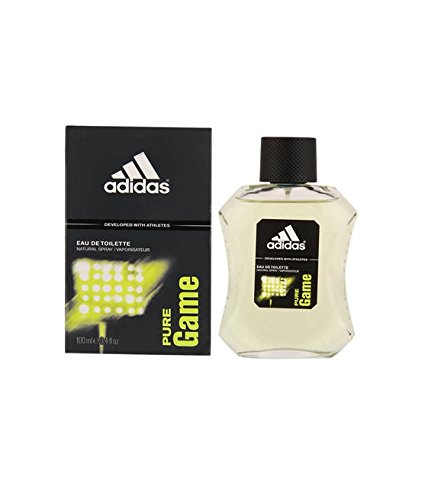Adidas Pure Game Eau De Toilette 100Ml Vapo.