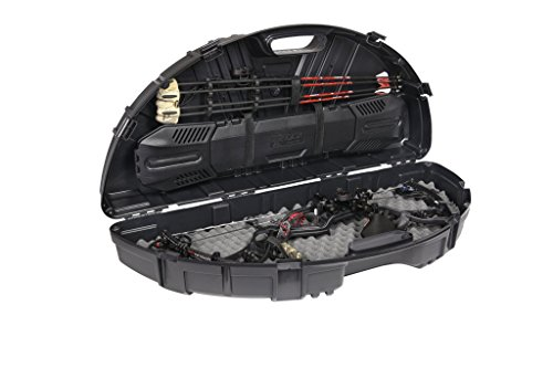 Plano SE Pro 44 Bow Case - Black with Arrow Case SE Pro 44 Bow Case - Black with Arrow Case, 44'