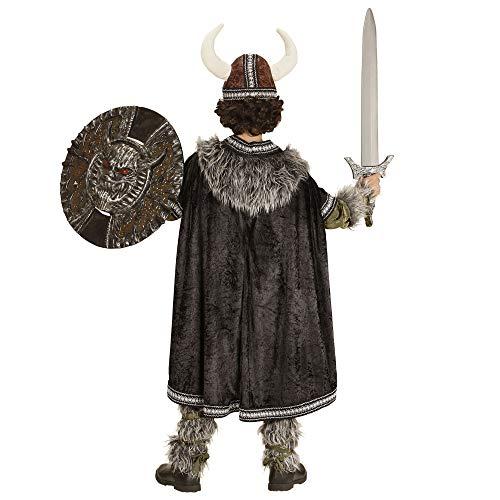 WIDMANN 05986 Infantil Disfraz Vikingo, Superior, Pantalones ...