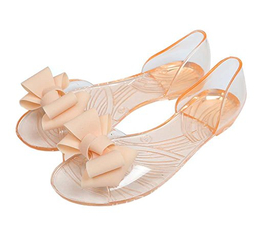 Top d'orsay flats with bow for 2021