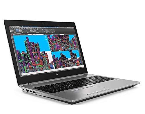 2020 HP ZBook 15 G5 15.6' FHD (1920x1080) Mobile Workstation Laptop (Intel 6-Core Xeon E-2176M, 64GB DDR4 RAM, 2TB PCIe SSD+2TB HDD, Quadro P2000) 2 x Thunderbolt 3, HDMI 2.0, Windows 10 Pro