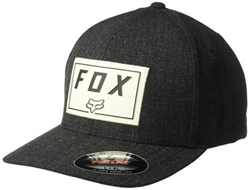 Fox Trace Flexfit Hat Schwarz