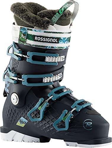 Rossignol Damen Alltrack Pro 80 W Skischuhe, Dunkelblau, 24.5