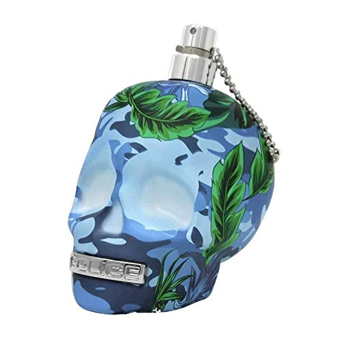 Police To Be Exotic Jungle Man Edt Vapo 75 Ml - 75 ml