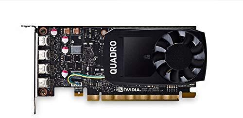 HP Scheda grafica NVIDIA Quadro P1000 da 4 GB