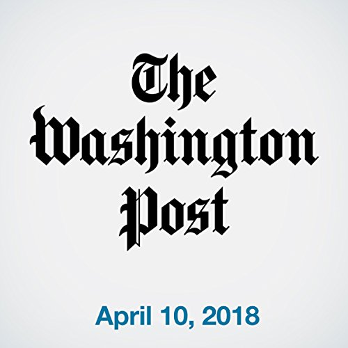 April 10, 2018 copertina