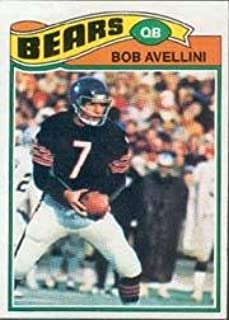 1977 Topps Football Card #145 Bob Avellini