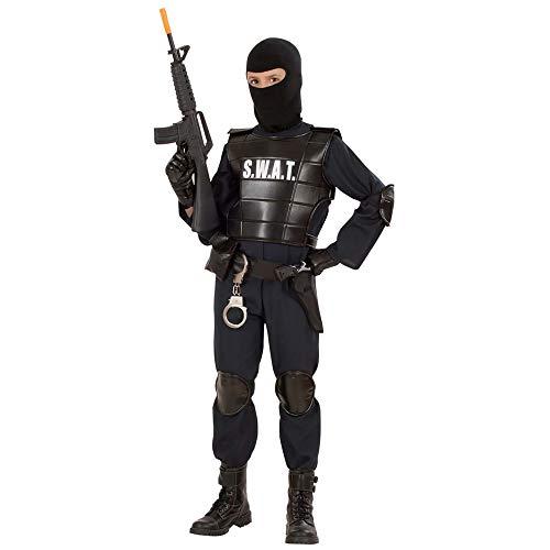 WIDMANN Niños Disfraz S.W.A.T. Officer , color/modelo surtido