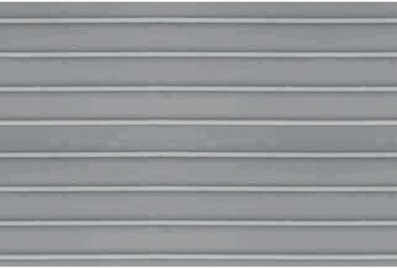 últimos estilos JTT Scenery Products Plastic Pattern Sheets  Ribbed Roof, 9mm 9mm 9mm by JTT Scenery Products  alta calidad general
