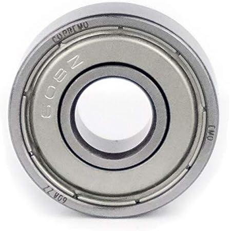 Roulements /à Billes de Qualit/é pour Roller /ø int 7mm Waveboard Skateboard 8mm 22mm Longboard larg /ø ext ASelected 50pcs 608 ZZ