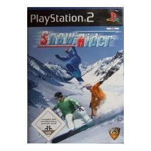Snow Rider (PS2) Z1 gebr.