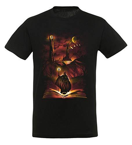 yvolve - Two Towers - T-Shirt   Merchandise   Fan Artikelen