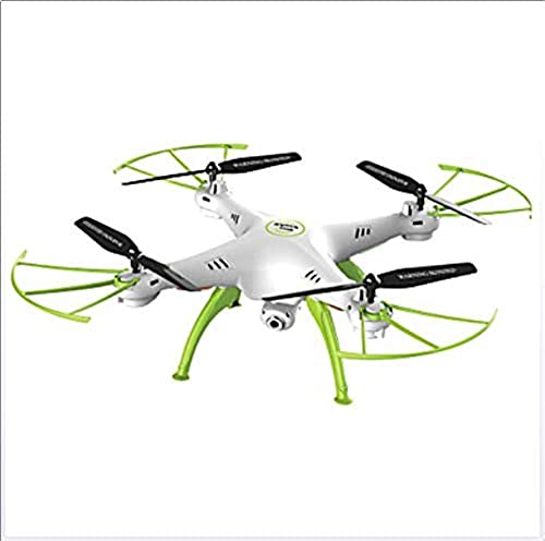 shengshiyujia RC Drohne X5HW 4 Kan  6 Achsen 2.4G Mit HD - Kamera 0.3MP 480P Ferngesteuerter Quadrocopter FPV EIN Schlüssel Für Die Rückkehr