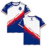 YAOUFBZ Uniforme del Equipo G2,S11 Global Finals Conquer,Camiseta Deportiva