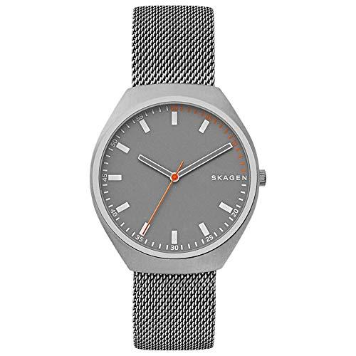 Skagen Herren Quarz Uhr mit Titan Armband SKW6387