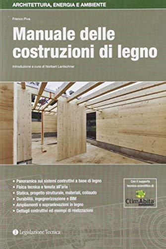 Manuale delle costruzioni di legno