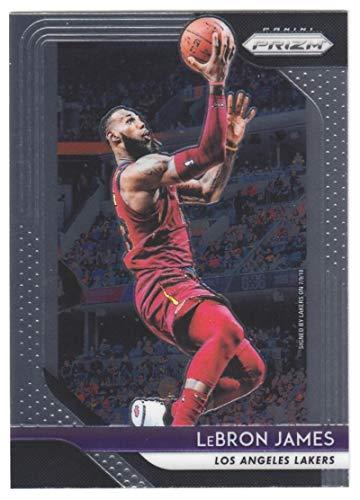 2018-19 Panini Prizm #6 LeBron James NM-MT+ Los Angeles Lakers Basketball