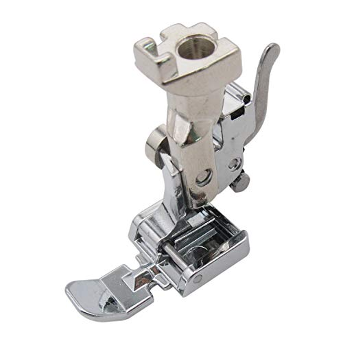 CKPSMS Marca - 1 set #CY-7306+CY-7300L+Bernina adaptador 0083687000 cremallera pie con adaptador compatible con BERNINA 130 135 153 180 185 190 730E Machines