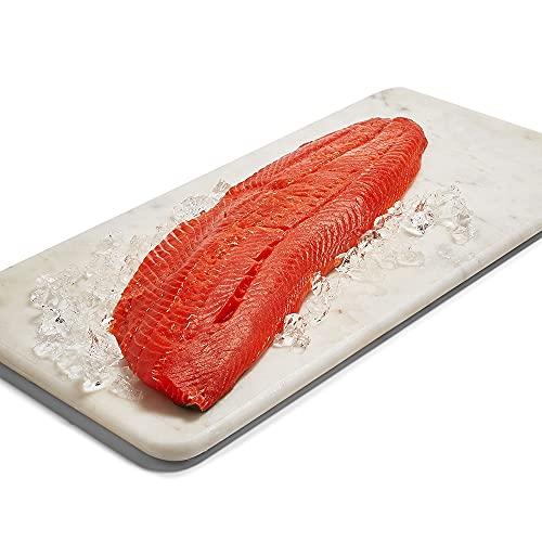 Salmon Fillet Sockeye Previously Frozen
