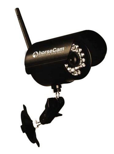 Kerbl 322025 Überwachungskamera horseCam Universal-Set