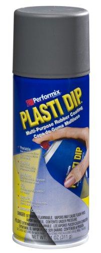 Plasti Dip 11221 Pellicola Spray Removibile, Grigio