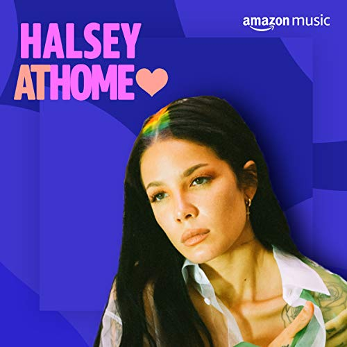 Halsey at Home