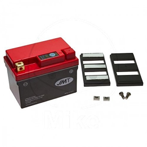 JMT LITHIUM-IONEN Motorrad Batterie 12 Volt YTZ5S, YTX4L-BS, YTX5L-BS   LiFePO4   HJTZ5S-FP passend für KTM Freeride 350 4T, Bj. 2013 [Preis ist inkl. Batteriepfand]