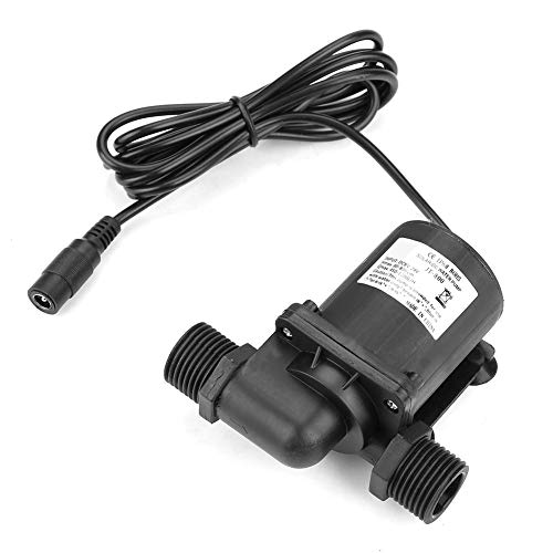 Waterpomp, BiuZi 1Pc JT-800D-24 Low Noise Mini Hoge Hydraulische Hoofd DC Borstelloze Boost Waterpomp 24V -40°C-100°C