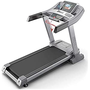 silver bluefin treadmill