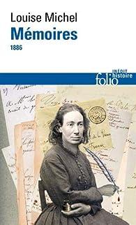 Mémoires : 1886 par Louise Michel