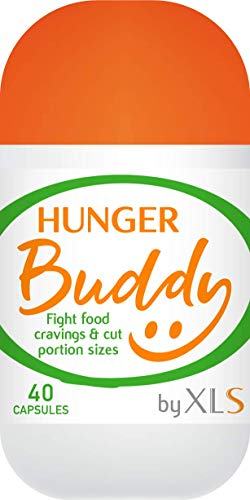 XLS-Medical Hunger Buddy by Xls -Effective Appetite Control Capsules (40 Capsules)