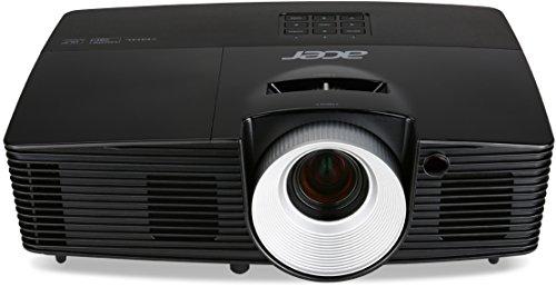 Acer P1387W DLP Projektor (WXGA 1280 x 800 Pixel, 4.500 ANSI Lumen, Kontrast 17.000:1)