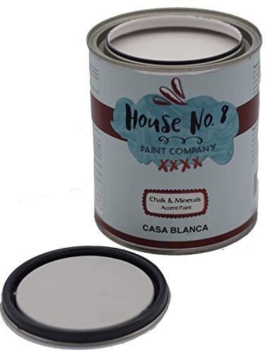 House No.8 Chalk Finish Paint