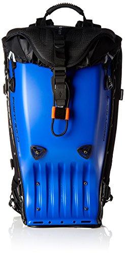 Boblbee GTX-Mochila de protección Dorsal, 25 L, Color Azul
